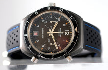 Load image into Gallery viewer, Brietling Chrono-Matic Ref. 2114 in All Black PVD