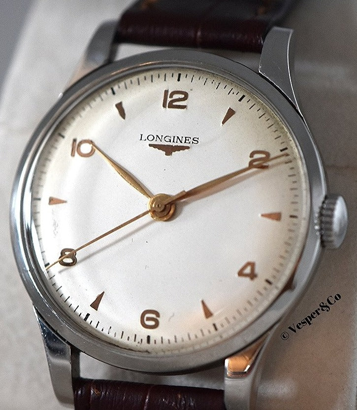 Longines Oversized Manual Wind Dress Watch