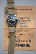"Load image into Gallery viewer, Tudor ""Snowflake"" Marine Nationale Ref. 7016/0"