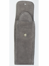 Load image into Gallery viewer, Suede Leather Watch Pouch in Light Grey