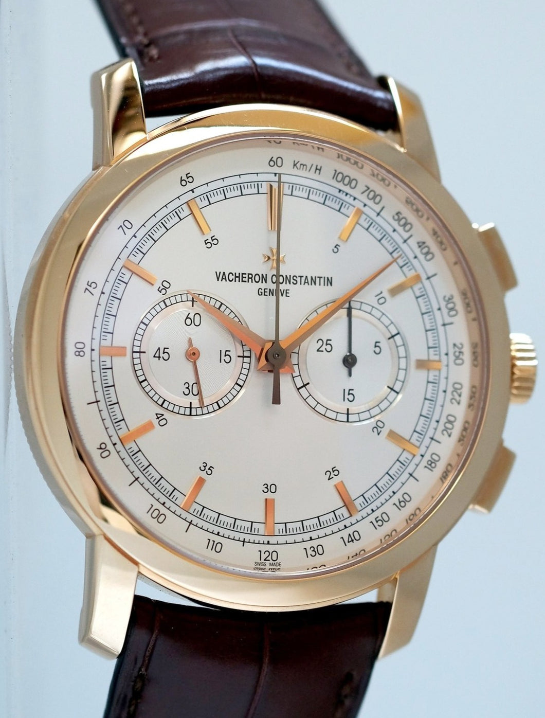 Vacheron Constantin Chronograph Traditionelle in Rose Gold