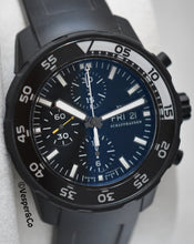 Load image into Gallery viewer, IWC Aquatimer Chronograph Special Edition Galapagos Islands