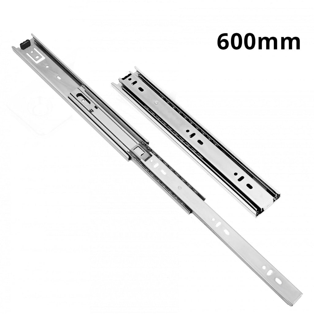 24 inch drawer slides ball bearing H45 (right and left side)