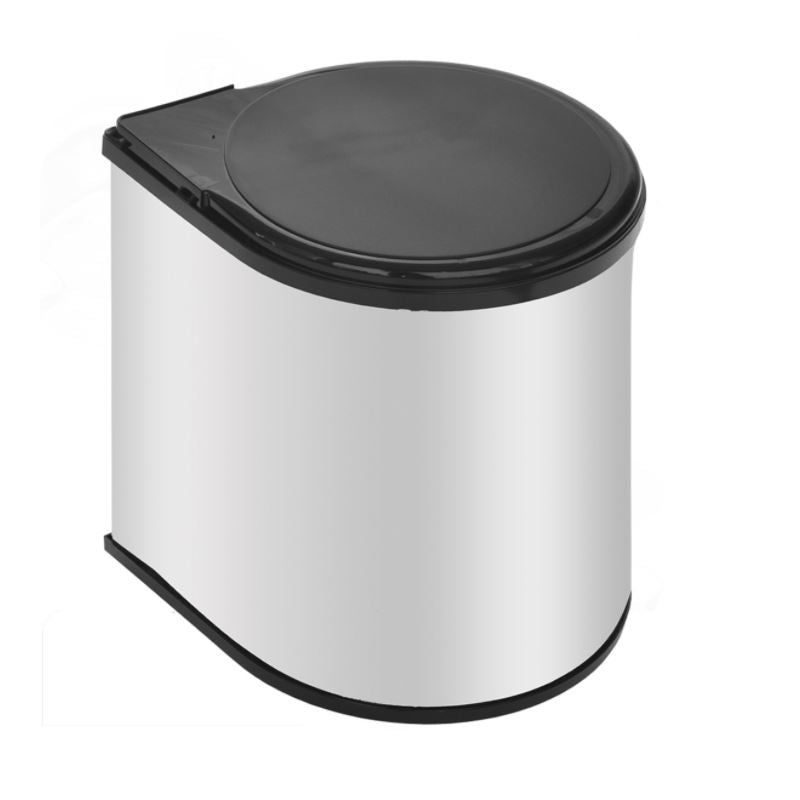 Stainless Steel Waste Bin