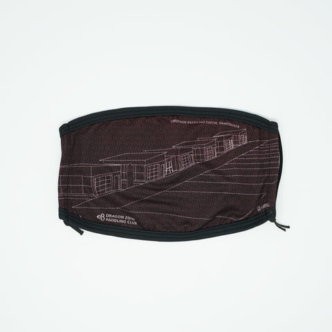 Creekside Paddling Centre 2-Layer Fabric Face Mask