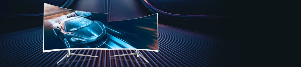 Z-EDGE Curved Monitor