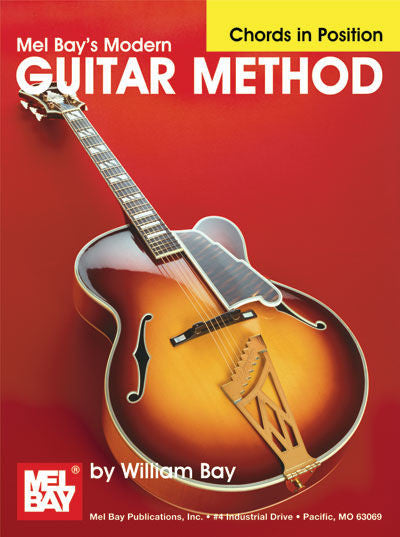 Modern Guitar Method, Chords In Position Cover