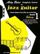 Mickey Baker's Complete Course in Jazz Guitar Book 1 Cover