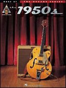 More of the 1950s The Decade Series for Guitar Cover,073999731866
