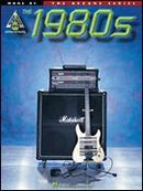 More of the 1980s The Decade Series for Guitar Cover,073999907599