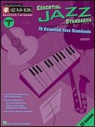 Essential Jazz Standards Jazz Play-Along Volume 7 Cover