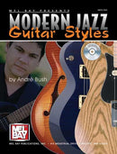 Modern Jazz Guitar Styles Cover