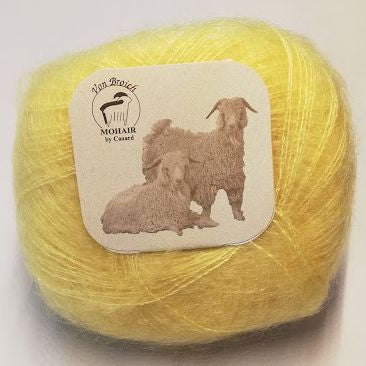 Brushed Lace - BUTTERCUP
