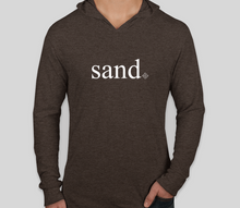 Load image into Gallery viewer, Sand Hoodie Tri Blend Unisex