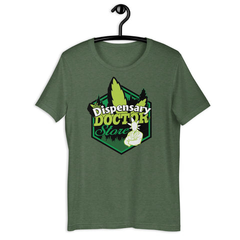 THE DISPENSARY DOCTOR'S STORE Tee