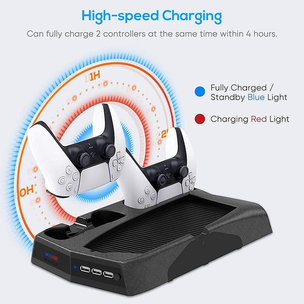 PS5 All-in-One Charging Dock