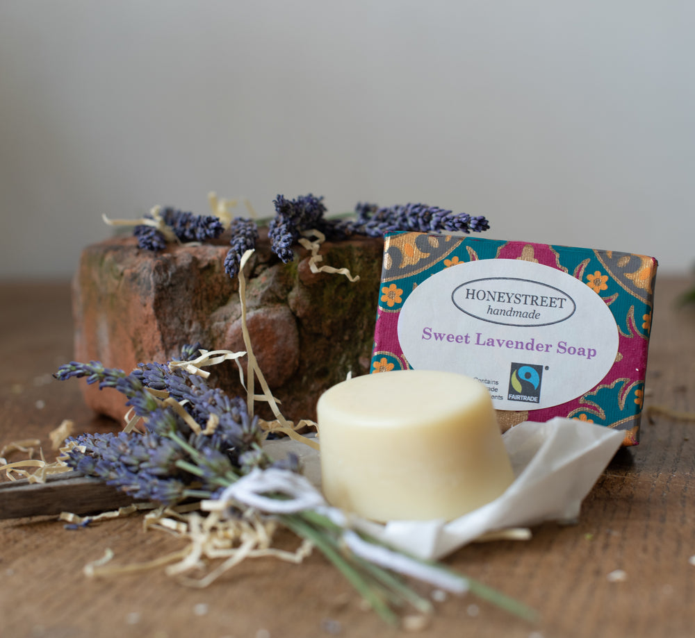 Load image into Gallery viewer, Sweet Lavender Handmade Soap