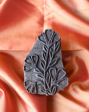 Original Wooden Printing Block - 53