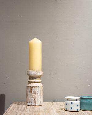 Recycled Candle Stick Holder