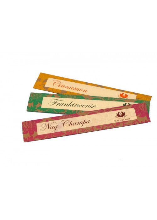 Flowers of India Incense - Festive Spice