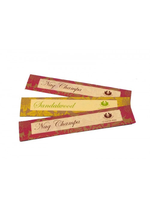 Flowers of India Incense - Classic