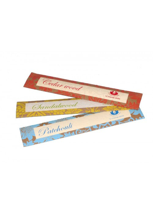 Flowers of India Incense - Enchanted Forest