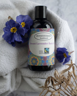Load image into Gallery viewer, Sweet Lavender Bath Oil