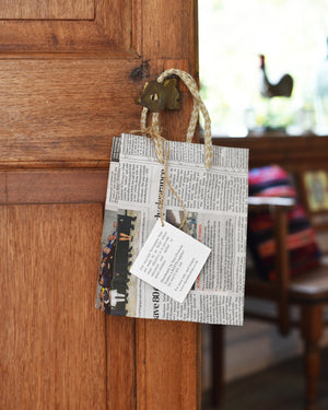 20 x Small Newspaper Bags