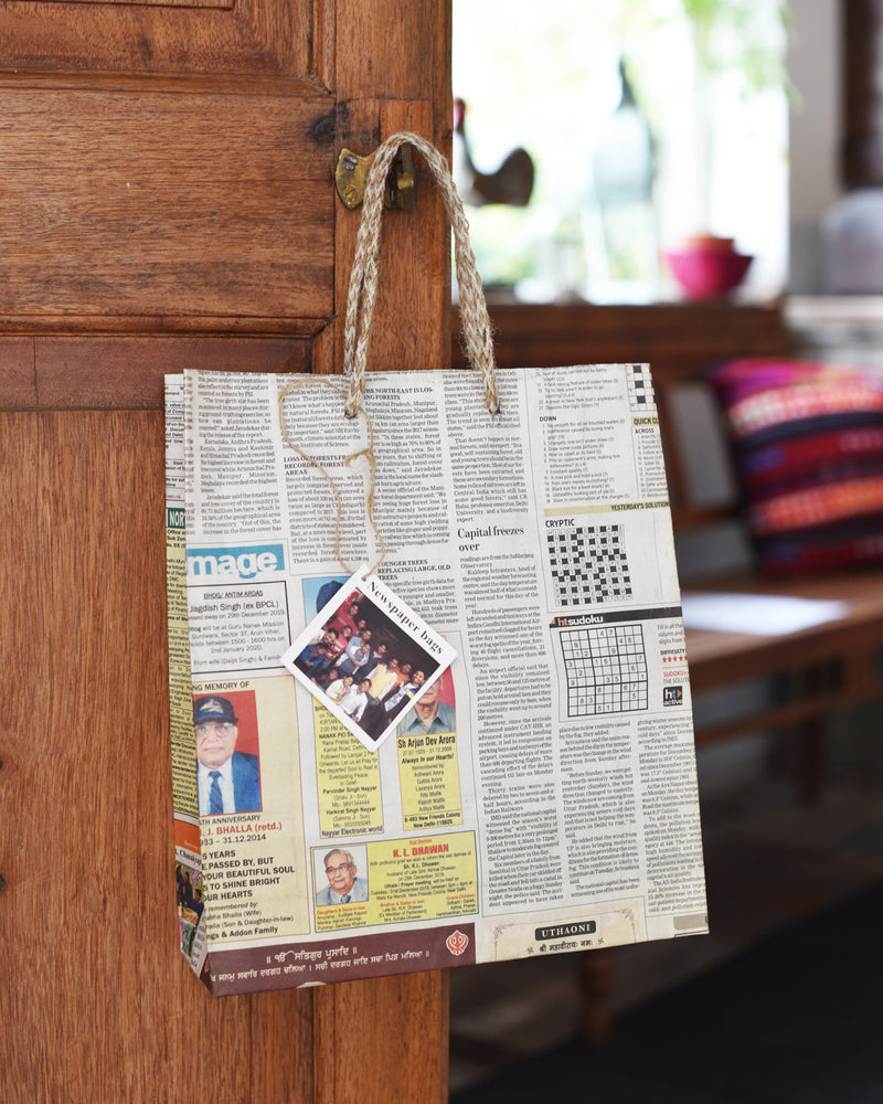 400 x Medium Newspaper Bags