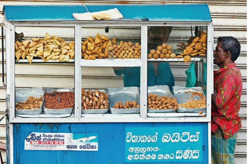Our best Sri Lankan Short-Eats for your daily snacks time