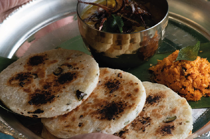 Sri Lankan Pol Roti: Celebrating the humble coconut