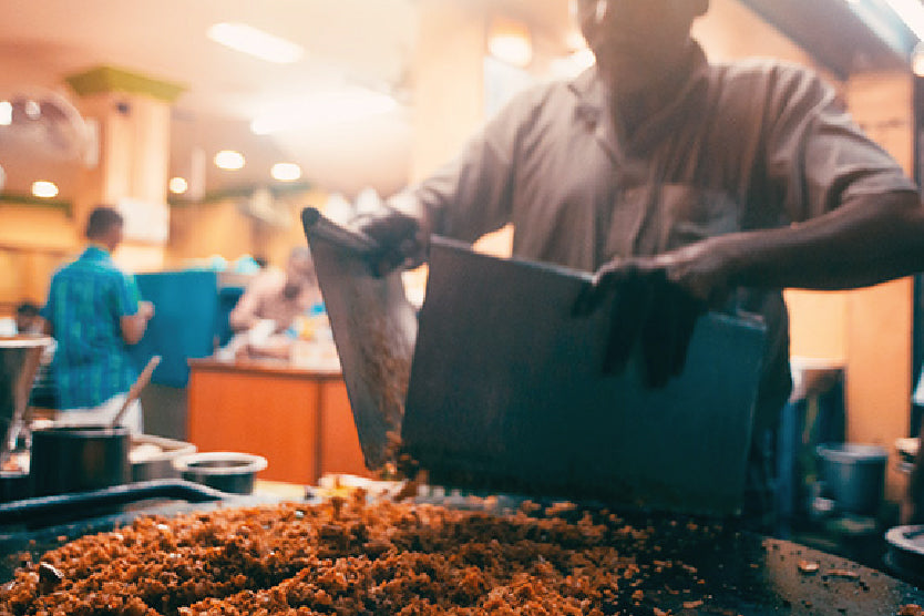 Kothu Roti: Sri Lanka's favourite street food in the UK