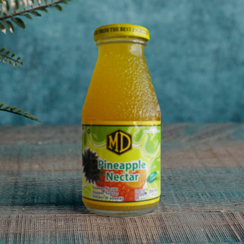 MD Pineapple Nectar 200ml - Delivery in the UK - Sri lankan drinks