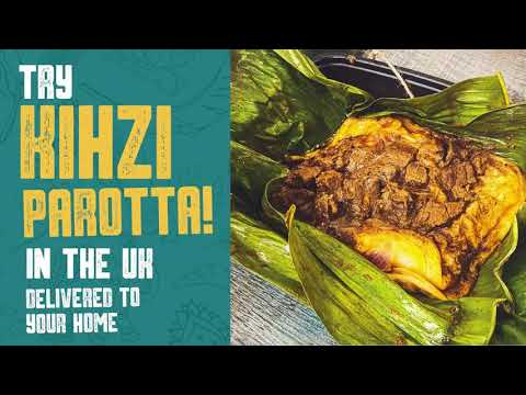 Kizhi Parotta | Chicken or Mutton Kizhi Parotta in Banana Leaf | Delivered to your home in the UK