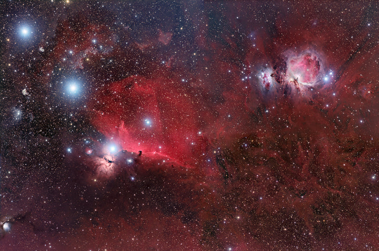 Orion's Belt & Sword