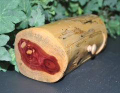 Cedar wood used to make Amish Jewelry boxes, trinket logs, or desk organizers
