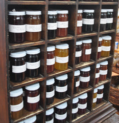 Collection of Amish Jams made by the Troyer family