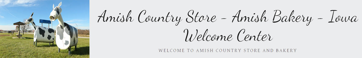 Amish Country Store- bringing Amish quality into your home.