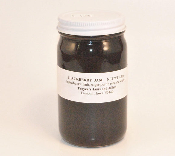 Blackberry Amish Jam 9.4 oz