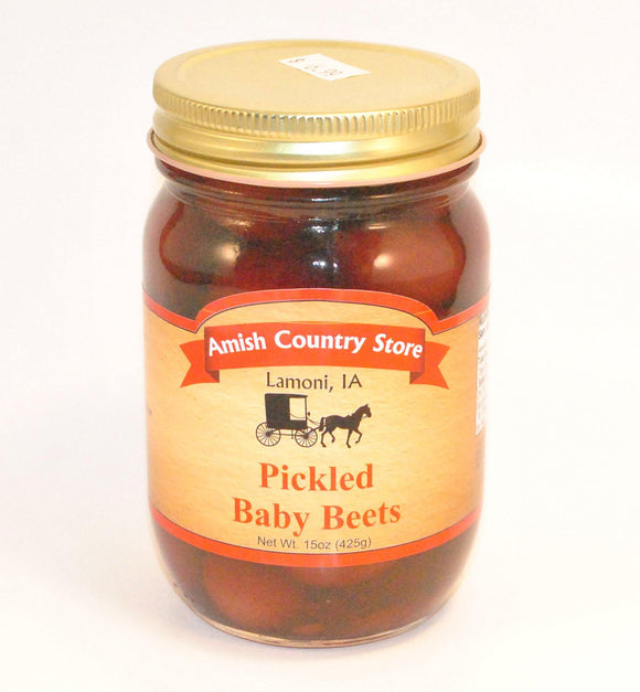 Pickled Baby Beets 15oz