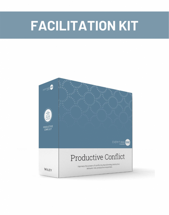 Facilitation Kit for Productive Conflict