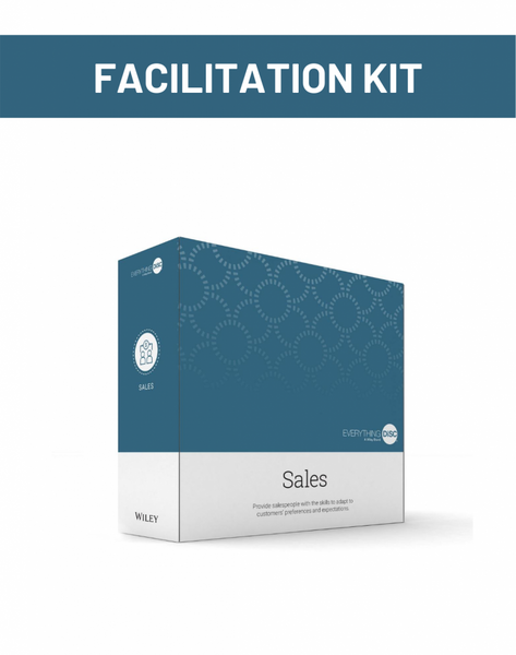 Facilitation Kit for Sales
