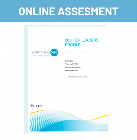 Online Assesmet for 363 for Leaders