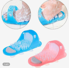 Load image into Gallery viewer, Foot Scrubber / Massager Slippers / Feet Cleaner - shipshopsave