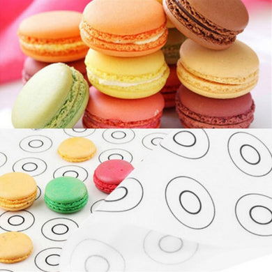 Macaron and Cookies Baking Mats - Bake Them Perfect. - shipshopsave