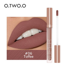 Load image into Gallery viewer, Waterproof Liquid Lipstick / Matte Colors Lip Gloss Cosmetic