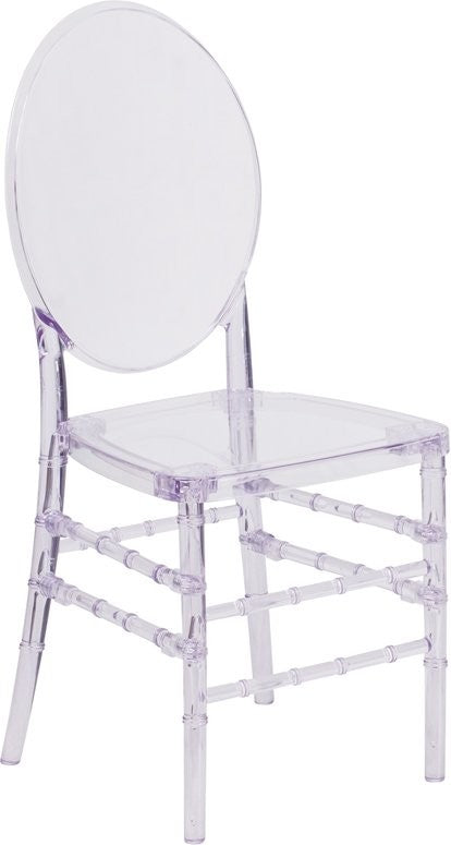 Downing Crystal Ice Stacking Florence Chair
