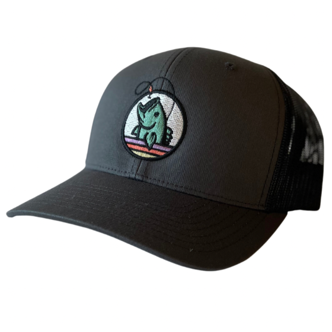 suburban bass fishing apparel hat