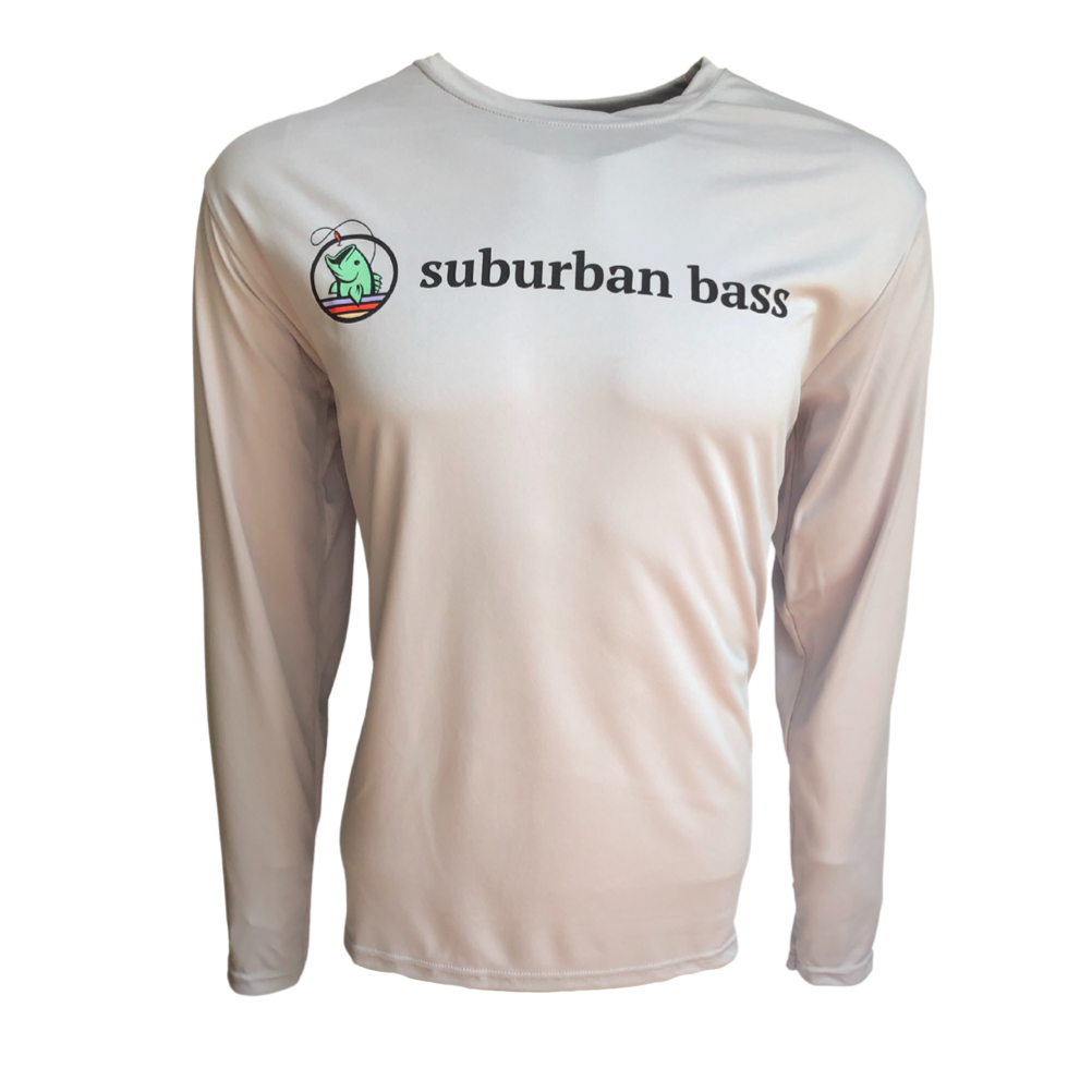 suburban bass fishing apparel