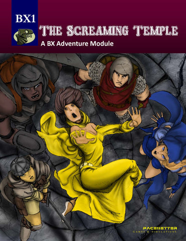 BX1 The Screaming Temple